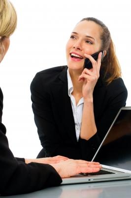 Phone Financial Employment Interview